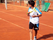 Tennis camp for kids Spain
