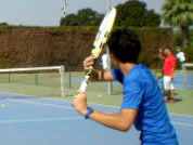 Junior Tennis camp Spain