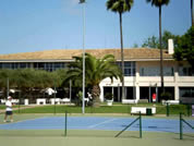 Tennis school Alicante Spain