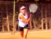 Tennis camp for girls Spain